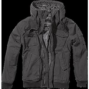 Brandit Bronx téli kabát, fekete kép