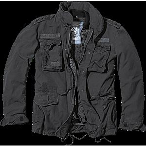 Brandit M65 Giant téli kabát, fekete kép