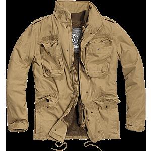Brandit M65 Giant téli kabát, khaki kép