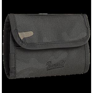 Brandit Wallet Two pénztárca, darkcamo kép