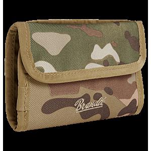Brandit Wallet Two pénztárca, multicam kép