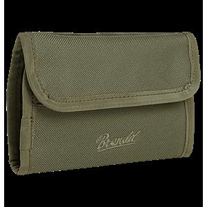brandit Wallet Two pénztárca, oliva kép