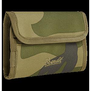 Brandit Wallet Two pénztárca, woodland kép