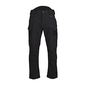 Mil-tec Assault melegített softshell nadrág, fekete kép