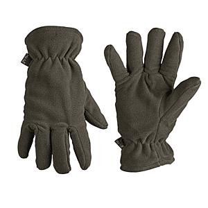 Mil-Tec Fleece Thinsulate™ kesztyű, oliva kép