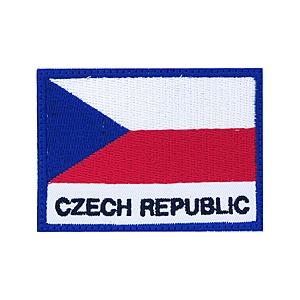 Felvarró Csehország, 7x5cm kép