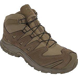 Salomon XA Forces Mid GTX EN 2020 cipő, coyote brown kép
