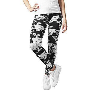 Urban Classics női leggings, fekete kép