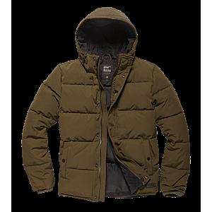 Vintage Industries Lewiston jacket téli kabát, sage kép