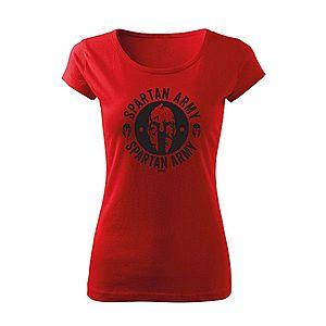 WARAGOD női póló Archelaos, piros 150g/m2 kép