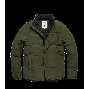 Vintage Industries Jace jacket téli bunda, drab oliva kép