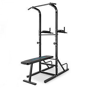 Erősítő padok és edzőgépek kép