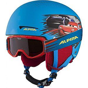 Alpina Sports ZUPO DISNEY SET (51 - 55) - Gyerek sísisak és szemüveg kép