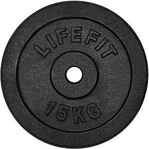 Disc Lifefit 15 kg / 30 mm rúd kép