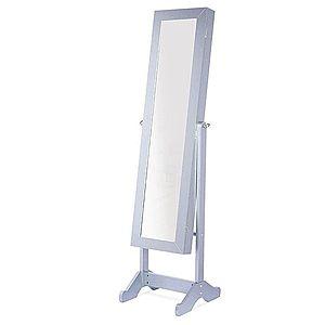 Tükrös ékszertartó szekrény, 2 színben kép