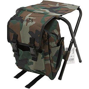 CATTARA OLBIA ARMY összecsukható szék hátizsákkal kép