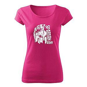 WARAGOD női póló León, rózsaszín 150g/m2 kép