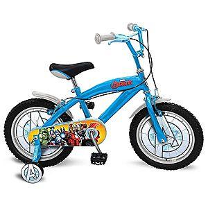 """Gyermek kerékpár Avengers Bike 16"""" - 2021 modell kép"""