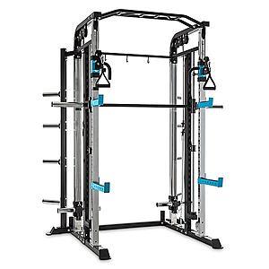 Capital Sports Amazor M, MasterSmith Machine, görgő, állvány, biztonsági spotter, J-horgok kép