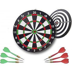 Windson PAPERBOARD NS - Papír darts céltábla nyilakkal kép