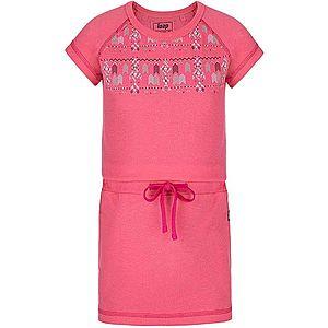 Loap BACYELLA 112-116 - Lány ruha kép