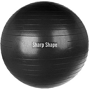 Sharp Shape Gym ball black kép