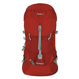 Husky túra hátizsák Slight 33l - piros kép