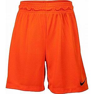 Nike YTH PARK II KNIT SHORT NB narancssárga XL - Fiú futball rövidnadrág kép