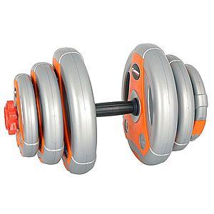 Cementes egykezes súlyzó szett inSPORTline 3-18 kg kép