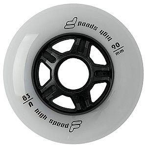 Fila görkorcsolya kerekek 90 mm/83A x 8, fehér kép