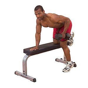 Egyenes edzőpad Body-Solid GFB350 kép
