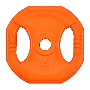 Acél súlyzótárcsa inSPORTline 5 kg kép