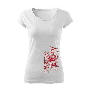WARAGOD női póló spartan army, fehér 150g/m2 kép