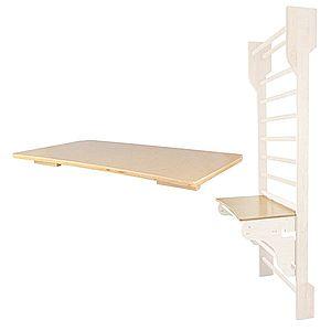 Asztallap bordásfalhoz inSPORTline Dremar 80 cm kép