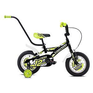 """Gyerek kerékpár Capriolo Mustang 12"""" - 2021 kép"""