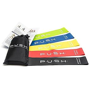 PUSH Element - mini resistance band set kép
