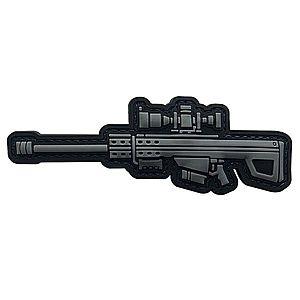 WARAGOD Tapasz M82 3D GUN 10.5x4cm kép
