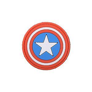 WARAGOD Tactical felvarró Capitan America, 6cm kép