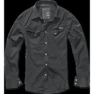 Brandit Slimfit ing, fekete kép