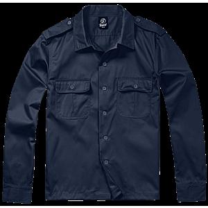 Brandit US hosszú ujjú ing, sötétkék kép