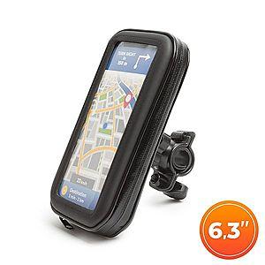 """Kerékpáros telefontartó táska - érintőfelülettel - 6, 3""""-ig kép"""