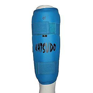Katsudo LIGHT sípcsontvédő, kék kép