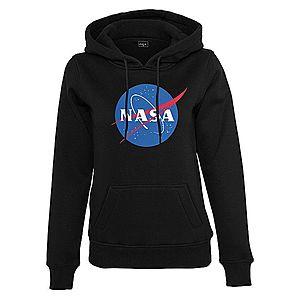 NASA Insignia női kapucnis pulóver, fekete kép