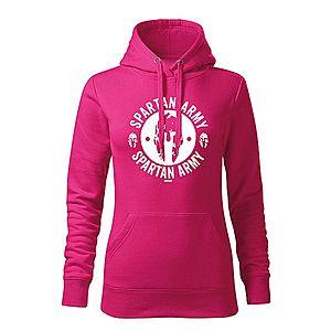WARAGOD kapucnis női pulóver Archelaos, rózsaszín 320g / m2 kép