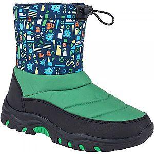 ALPINE PRO KISERO 35 - Gyerek téli cipő kép