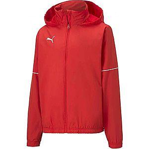 Puma TEAM GOAL RAIN JACKET JR 164 - Gyerek sportos kabát kép