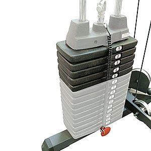 Kiegészítő súlyok Body-Solid SP50 22, 5 kg kép