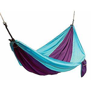 Frendo nylon hamaka függőágy, kék - lila kép