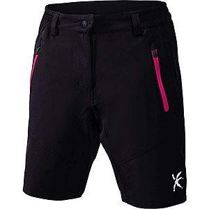 Klimatex BORSALA fekete XL - Női MTB rövidnadrág kerékpáros belső shorttal kép