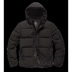 Vintage Industries Lewiston jacket téli kabát, fekete kép